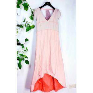 NWT $795 ELISA CAVALETTI Italy  Boho Bolo Dress S